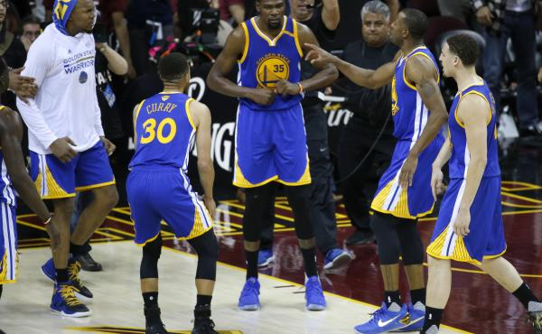 Victory In Cleveland Puts Warriors 1 Win From 16-0 Streak To NBA Title. by  Christopher Dean Hopkins. Golden State closes Game 3 ... 4b2962c6a