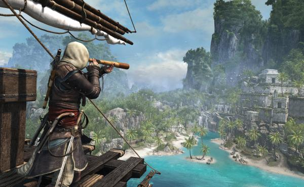 Columnist Kaity Kline says a serious Assassin's Creed: Black Flag habit helped her ace a surprise quiz on the Caribbean.