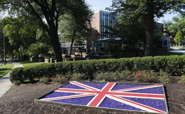 The British Embassy in Washington, D.C. Kim Darroch resigned as U.K. ambassador to the U.S. on Wednesday, after cables in which he criticized the Trump administration were leaked. Boris Johnson, expected to become the new prime minister, said nothing in D