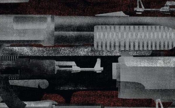 Vigilance, by Robert Jackson Bennett