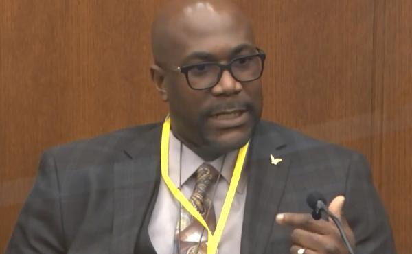Philonise Floyd, George Floyd's younger brother, testified on Monday in the trial of former Minneapolis police officer Derek Chauvin.
