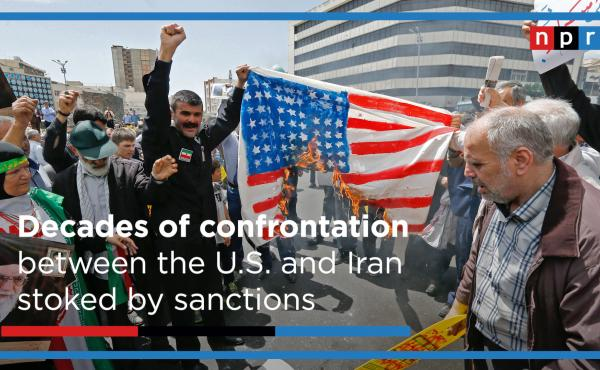 For 40 years, the U.S. and Iran have been locked in an almost nonstop confrontation. The details may change, but this fundamental rivalry hasn't.
