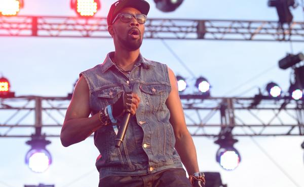 RZA of Wu-Tang Clan performs onstage during the 2013 Bonnaroo Music & Arts Festival in Manchester, Tenn.