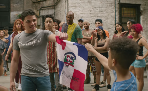 Hamilton's Anthony Ramos stars in In the Heights, out June 26.