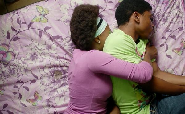 A scene from MTV Shuga: Down South, the new season of the soap opera that's filming in South Africa this year.