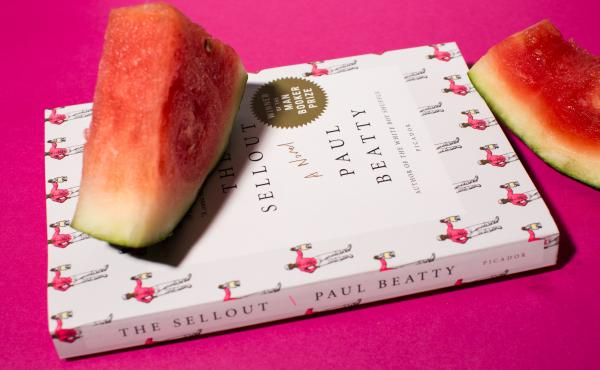 In his belligerently funny novel The Sellout, Paul Beatty eviscerates racial politics in the U.S. by aiming some of his sharpest stabs at that old and vicious shaming device: the food slur.