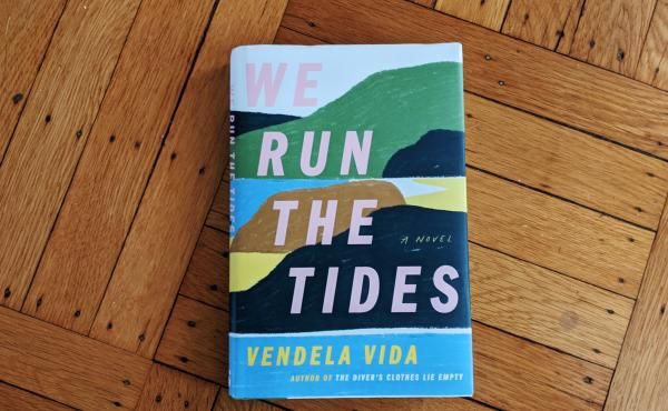 We Run the Tides, by Vedela Vida