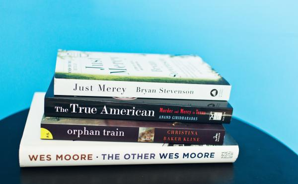 Lots of colleges have these reading programs; some are just for freshmen, and for others, the entire campus or local community joins in. The idea is that books will stir discussion — and unite a class or campus around a topic.
