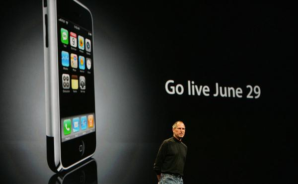 Apple Inc. CEO Steve Jobs discusses the