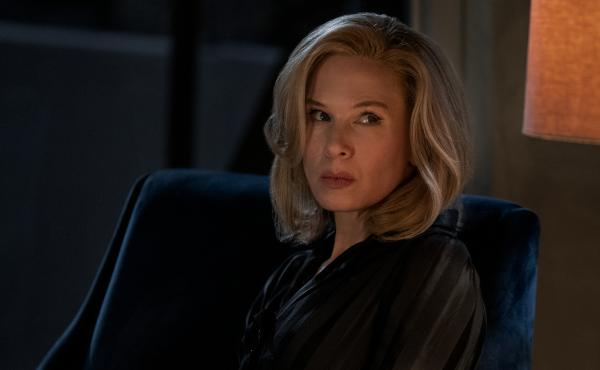 Renee Zellweger plays the rich venture capitalist Anne Montgomery in the Netflix series What/If.