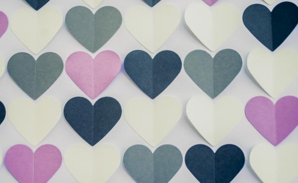 """NPR's Morning Edition is asking kids and students to write a poem with the prompt, """"Love is."""""""