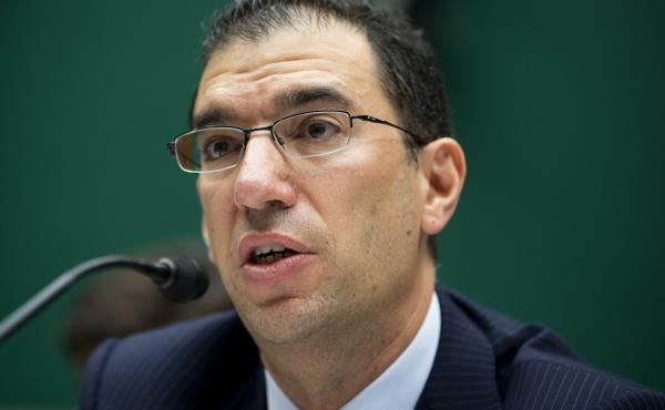Andy Slavitt was in charge of running the federal agency that oversees the Affordable Care Act from 2015 to 2017.