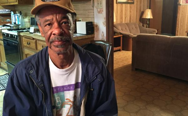 Carlton Scott pays $266.99 per month for his subsidized health insurance plan. He worries he and his neighbors would lose their insurance without the subsidy.