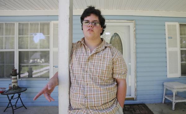 Amid the Trump administration's decision to revoke guidance about transgender students' use of bathrooms and locker rooms, Gavin Grimm has an ongoing case about access in his Virginia school.
