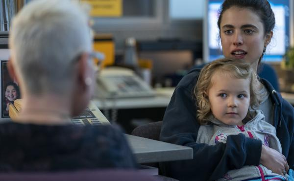The Netflix series Maid is out this weekend, starring Margaret Qualley — and as her mother, Qualley's actual mother, Andie MacDowell.