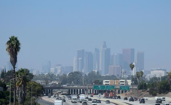 An analysis of air quality and childhood asthma in Los Angeles found that kids' health improved when smog declined.