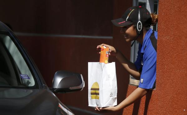 McDonald's announced this week that it will pay workers in its company-owned stores $1 more per hour than the local minimum wage. Wal-Mart, Target and the parent company of Marshalls and TJ Maxx have also promised to boost wages for their lowest-paid work