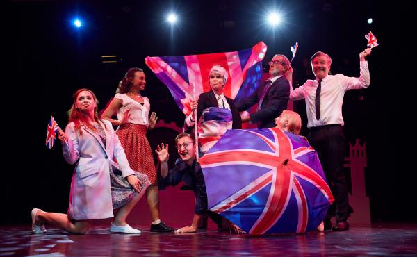 Brexit: The Musical, written by EU trade lawyer Chris Bryant and directed by Bronagh Lagan, debuted at the Edinburgh Festival Fringe in August in Scotland.