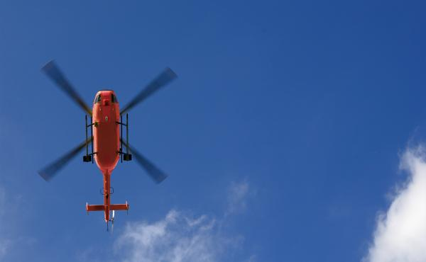 In many rural areas, helicopters are the only speedy way to get patients to a trauma center or hospital burn unit. As more than 100 rural hospitals have closed around the U.S. since 2010, the need for air transport has only increased.