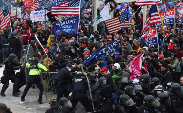 "When law enforcement officials failed to anticipate that pro-Trump supporters would devolve into a violent mob, they fell victim to what one expert calls ""the invisible obvious."" He said it was hard for authorities to see that people who looked like them"
