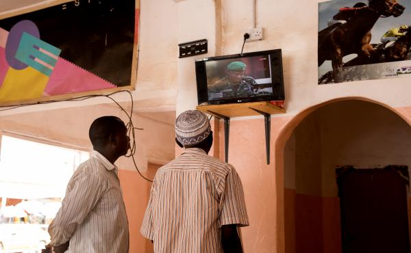 Gambians are glued to TV and radio as members of a paramilitary that worked with former Gambian President Yahya Jammeh testify before the Truth, Reconciliation and Reparations Commission. The hearings are investigating alleged human rights abuses during J