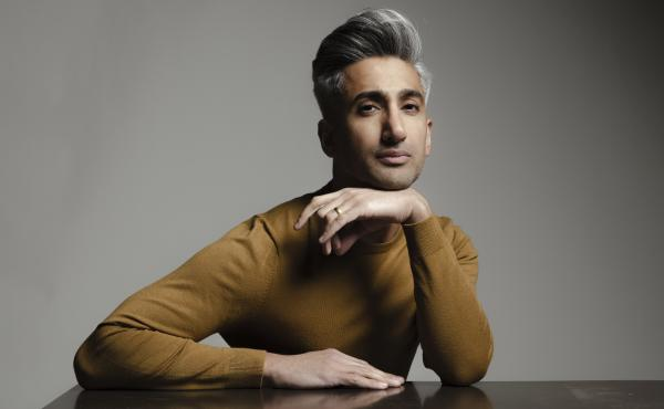 """Tan France is the fashion expert on the makeover show Queer Eye, but he initially had misgivings about joining the show. """"I didn't want to become famous,"""" he says. """"That wasn't really the life for me and ... I wasn't necessarily about making things pretty"""