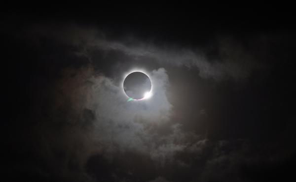 On Nov. 13, 2012, a narrow corridor in the southern hemisphere experienced a total solar eclipse. The corridor lay mostly over the ocean but also cut across the northern tip of Australia where both professional and amateur astronomers gathered to watch.