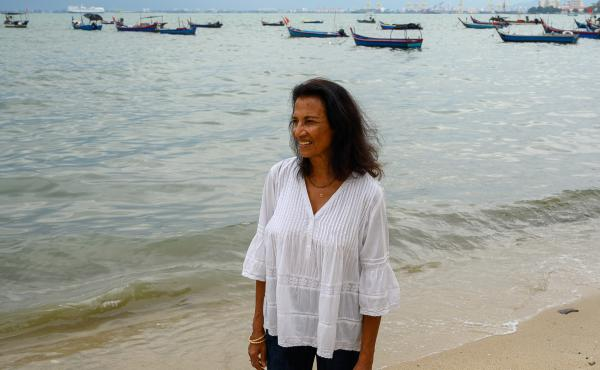 Shakuntala Thilsted, winner of the 2021 World Food Prize, is one of the world's leading experts on the nutritional benefits of small fish.