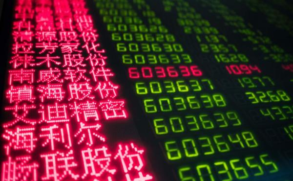 CHINA-STOCKS-MARKETS