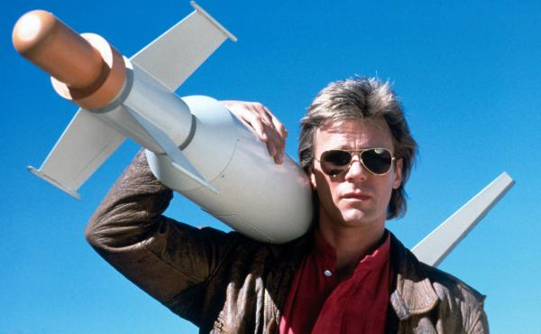 Richard Dean Anderson portrayed MacGyver with the perfect combination of cool and nerdy.