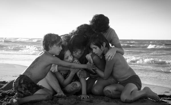 Roma, written and directed by Alfonso Cuarón, is being shown in cinemas across the U.S. — but for just a few weeks — before heading for Netflix streaming.