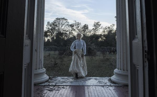 Miss Martha (Nicole Kidman) puts one foot forward in The Beguiled.