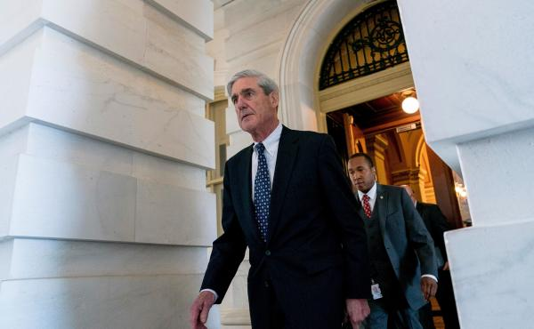 Special counsel Robert Mueller's investigation has entered the West Wing — aides working in the White House. Mueller's team is charged with looking into whether anyone on Donald Trump's campaign worked with the Russians who attacked the 2016 election.