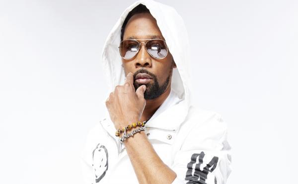Wu-Tang Clan founder RZA.