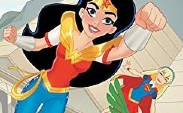 DC Superhero Girls: Summer Olympus