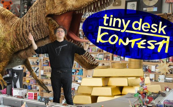 The 2021 Tiny Desk Contest is now open for entries.