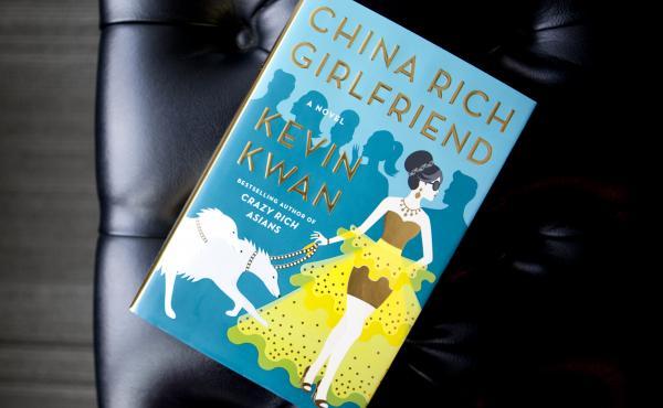 China Rich Girlfriend promo image