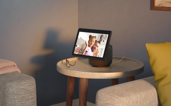 Amazon's Echo Show devices are among those that will automatically be added to its shared wireless network scheme, called Amazon Sidewalk.