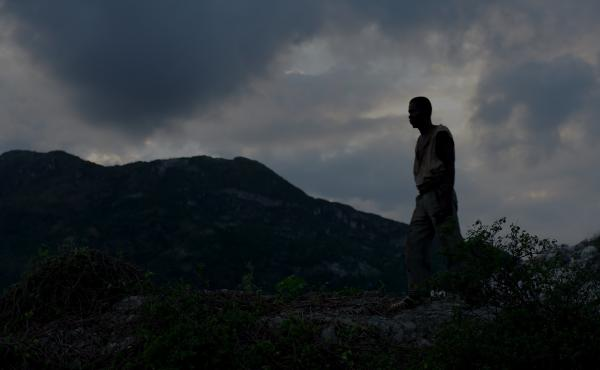 The story of a man (Mackenson Bijou) who was brought back from the dead casts a long shadow into the present in Zombi Child.