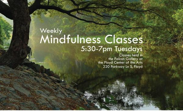Weekly Mindfulness Classes